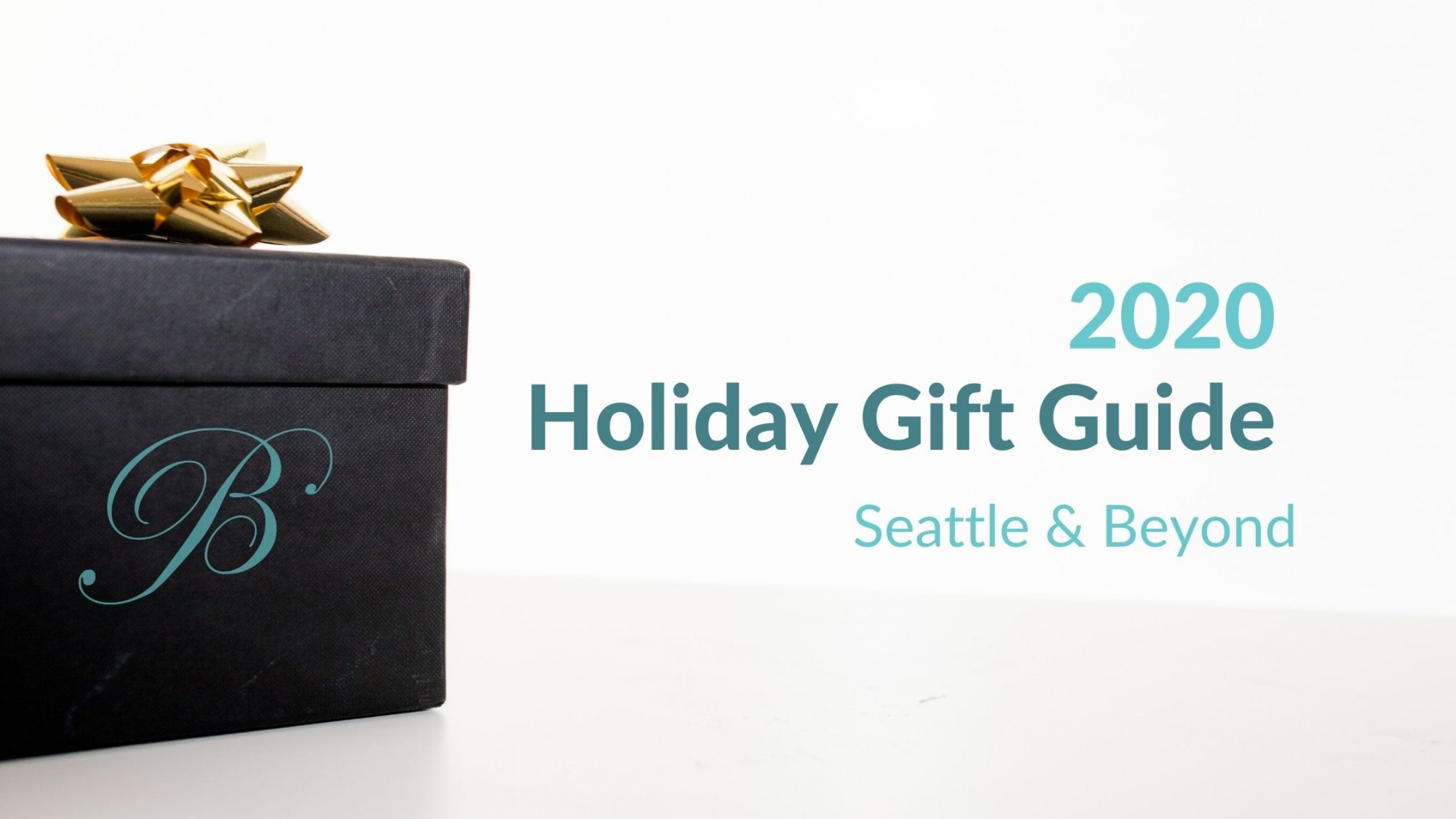 2020 Holiday Gift Guide from Seattle to the Eastside and beyond